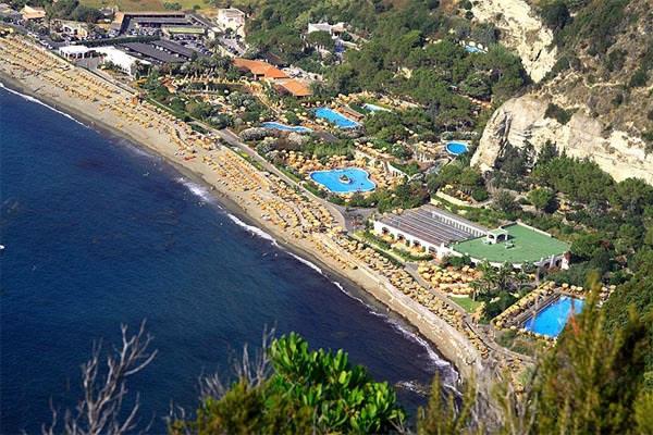 Die besten hotels in der nähe von poseidon thermae ischia